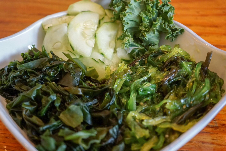 Tofu / Seaweed Salad